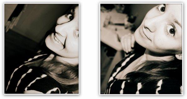 """"""" J'ai des papillons dans le ventre et des sourires dans le coeur. """""""