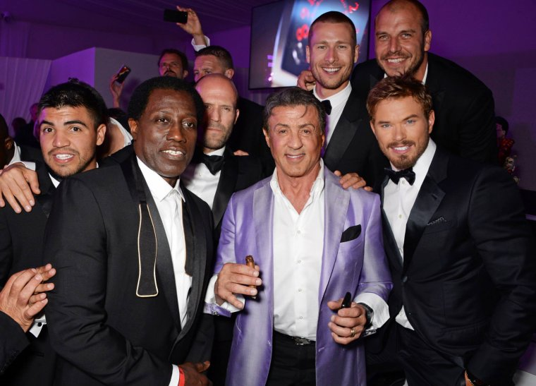 The Expendables III à Cannes ♥♥