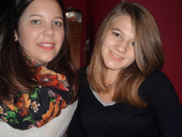 « On rêve d'une amitié éternelle, puis on se rend compte qu'elle est fragile et rares sont les amis sincères. Une chose est sure, quand on les rencontre, notre existence en est changée à jamais. »