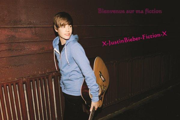 Bienvenue sur X-JustinBieber-Fiction-X