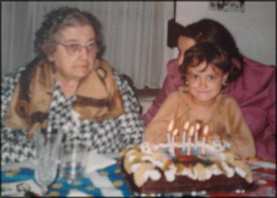 Une Nonna, j'en avais qu'une.. ♥