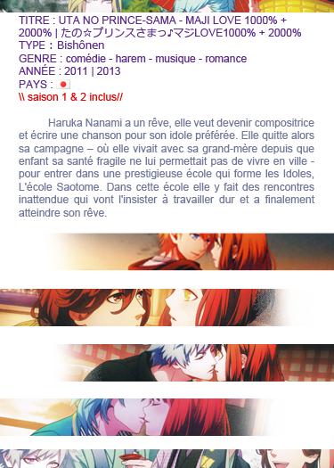 Uta no Prince-sama: Maji Love 1000%/2000%