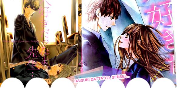 Daisuki datta, yo sensei