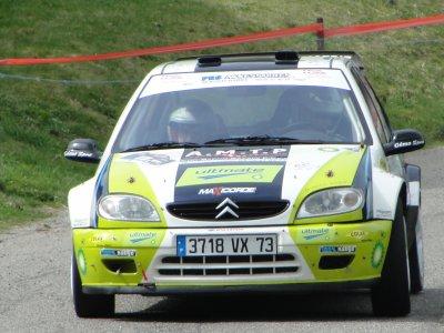 Rallye Pays de Faverge 2011