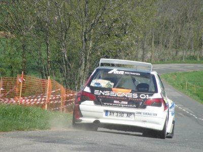 Rallye Monts du Lyonnais 2011