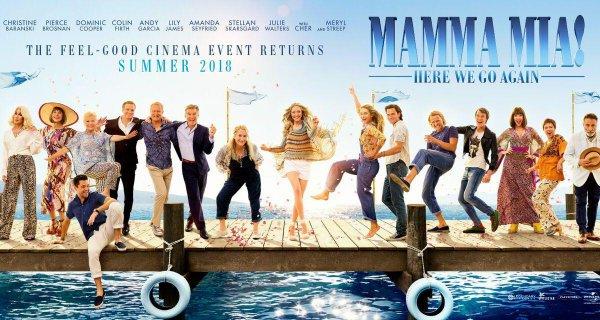 Mamma Mia! Here They Go Again