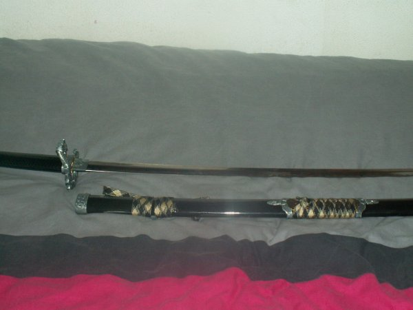 collection de sabre