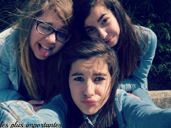 mes bébés,mes amours,ma vie c'est deux filles♥♥