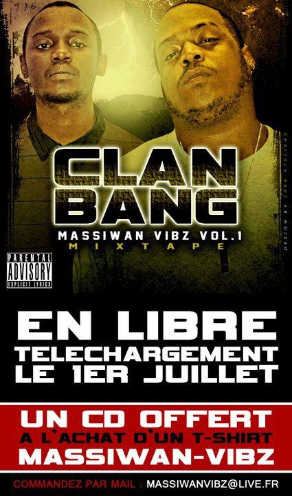 Massiwan vibz vol 1 / ya ces jours feat T.M. (2011)