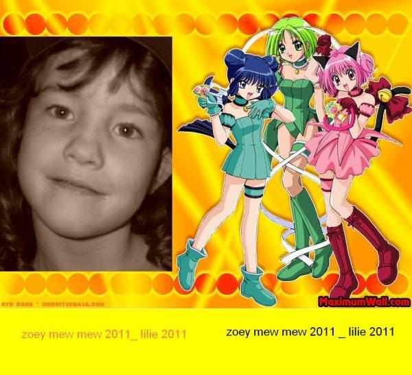 zoey mew mew 2011