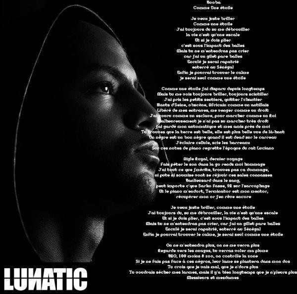 Lunatic / BooBa-Comme Une étoile (2010)