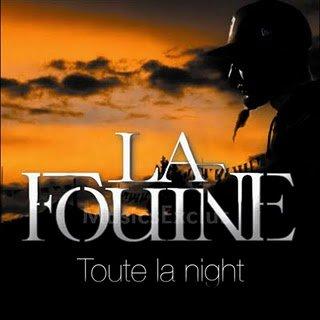 LA FOUINE - Toute la night (2011)