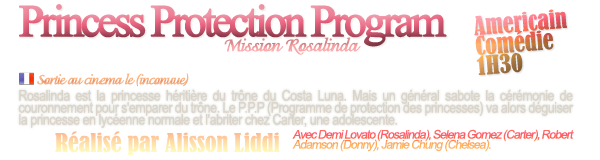 princess protection programm