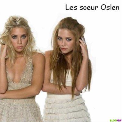 Les soeurs Oslen
