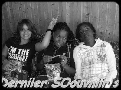Derniier SOouveniir Dee NOous TrOois ♥