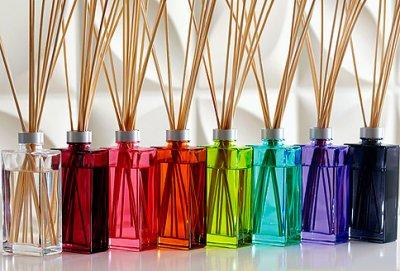 batonnets de fragrances rectangulaires