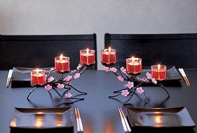 Centre de table Fleur de cerisier