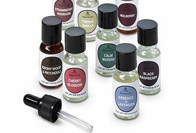 Compte-gouttes d'huile parfumée : 7 nouvelles fragrances !