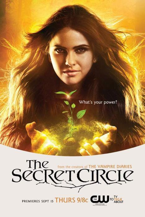 "Affiche ""The Secret Circle"" pour le personnage que joue Shelley"