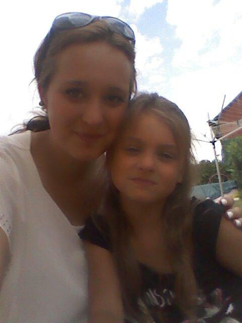 Mon amour de nièce ma troisième beauté! ♥