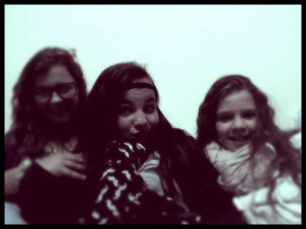 Juliette,Pauline & Moi ! <3