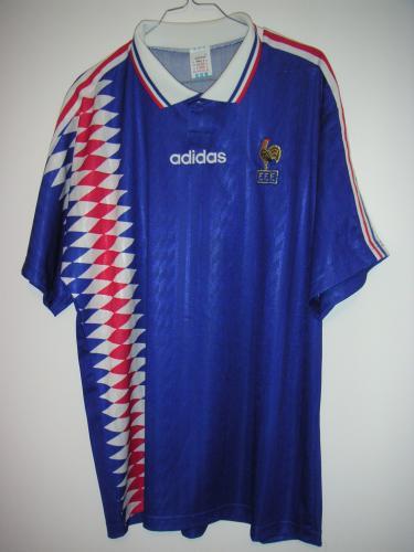 maillot equipe de france 1994