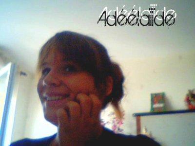 Mademoiselle Adélaïde .   13Aans ~ Célibataire ~ French ~ Demande@live.fr ~ LeMans  &THE END POUR L'iNSTANT { MouHaHa}