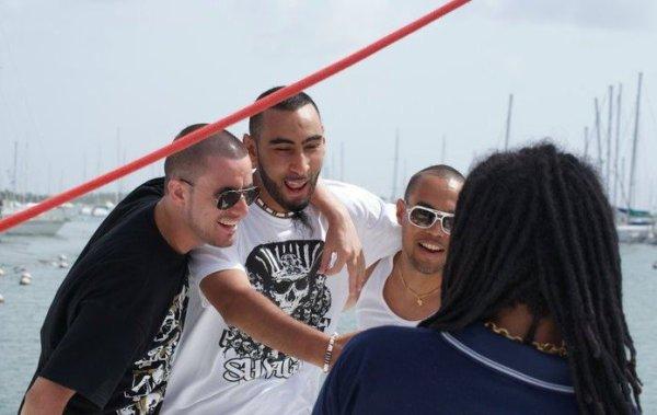La Fouine & Dj Battle Live en Martinique Juin 2010