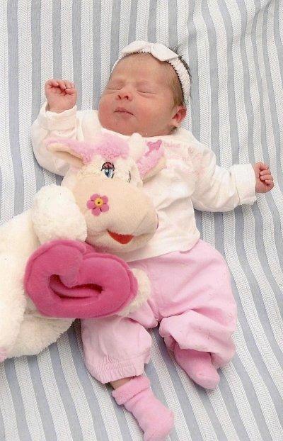 ma deuxièmes fille Floriane