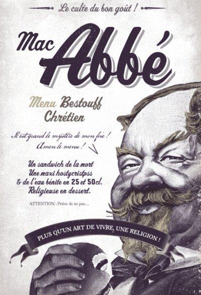 Auguste Derrière tu connais pas?