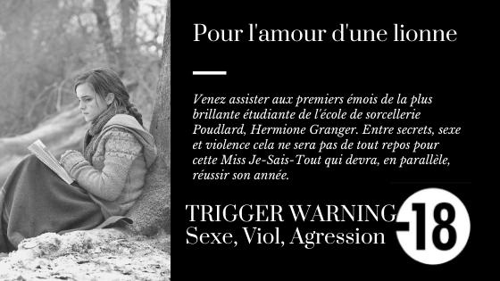 """Présentation de """"Pour l'amour d'une lionne"""""""