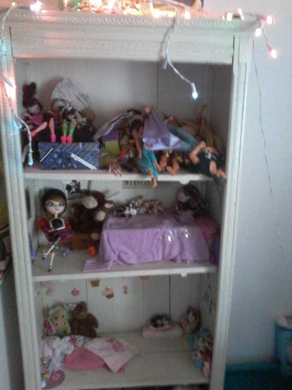 voici ma doll house !!!!!!!