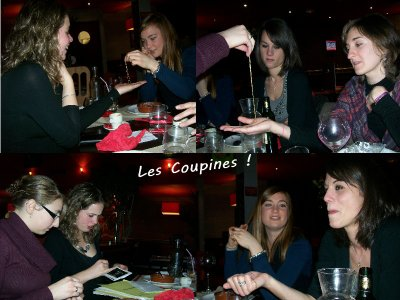 Les Coupines !