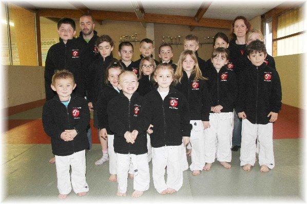 Nos Judokas le 26 mars 2013