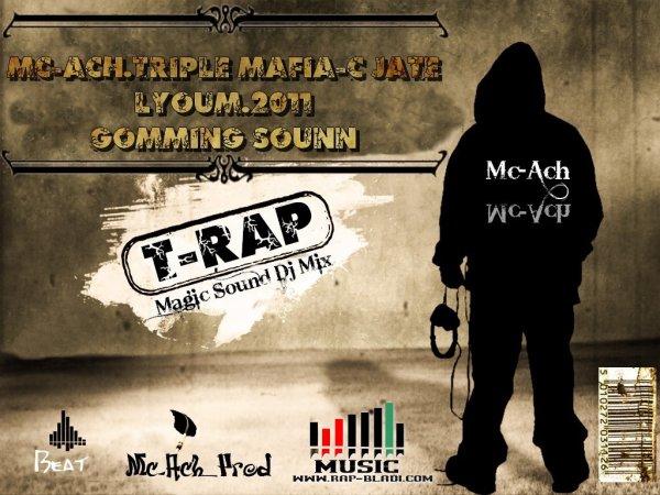 Neauveau Mour Ssor <<Mc-Ach>> Triple Mafia-c Jate Lyoum 2011