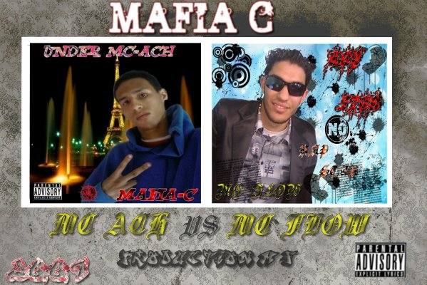 MC-ACH_Production_King avange LOvE / MC-ACH_&_Feat_MC-FLOW_&_King avange LOvE - RAP FRANCE (2012)