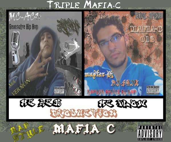 MC-ACH_Production_King Off Maman / MC-ACH_&_Feat_MC-FLOW_King Off Maman - RAP FRANCE (2012)