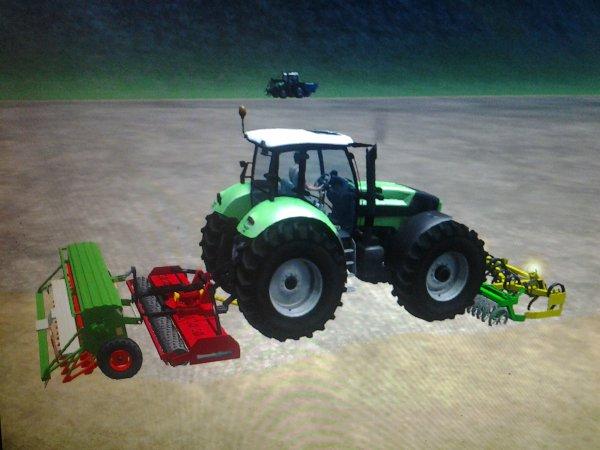 quelque photo de mon farming simulator 2011(perso je les trouve magnifique)