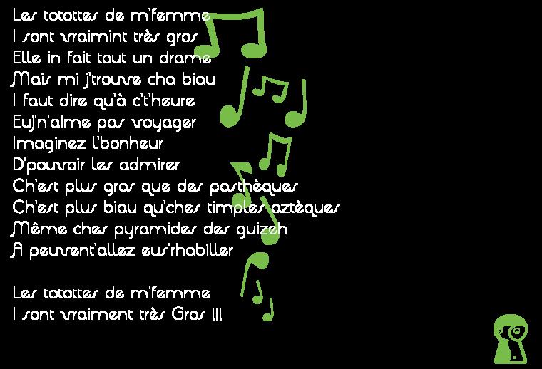 Un ch'ti karaoké pour la route (2/2)