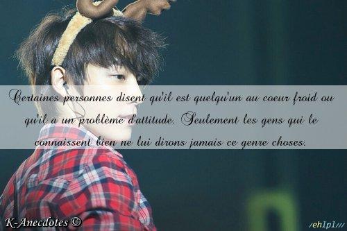 DongHae ( Super Junoir ) - Anecdotes n°4