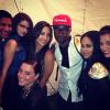Selena & des Amis au concert de Kat Deluna :)