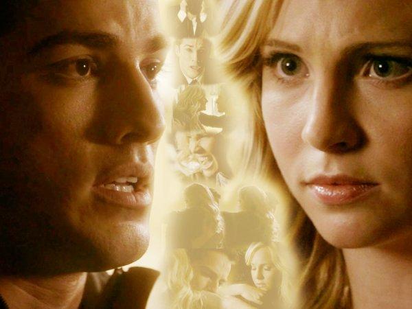 Klaus & Caroline <3