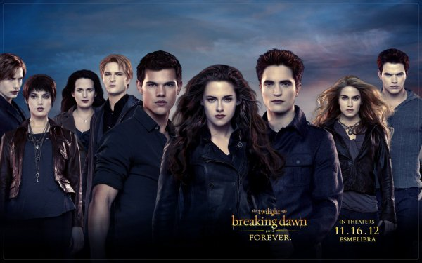 Twilight 5 Bande Annonce VF 2