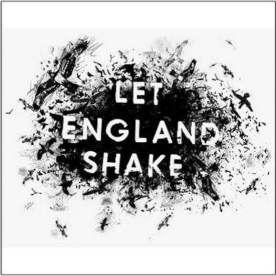 PJ HARVEY  - let england shake (février 2011)