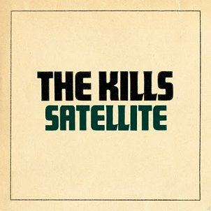 THE KILLS - Blood pressures (avril 2011)