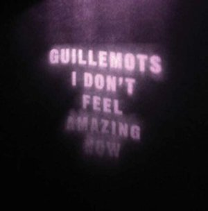 GUILLEMOTS - walk the river (avril 2011)