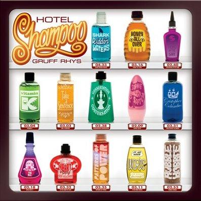 GRUFF RHYS - Hotel Shampoo (février 2011)