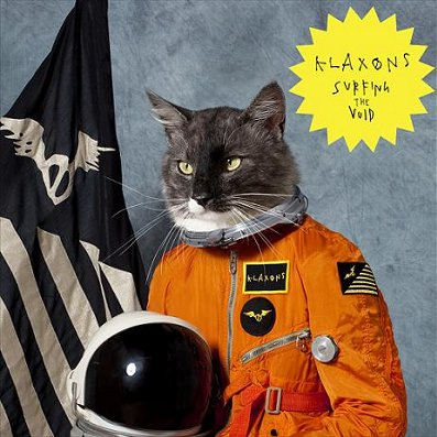 KLAXONS - surfing the void (aout 2010)