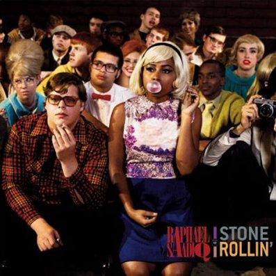 RAPHAEL SAADIQ - Stone Rollin' (avril 2011)