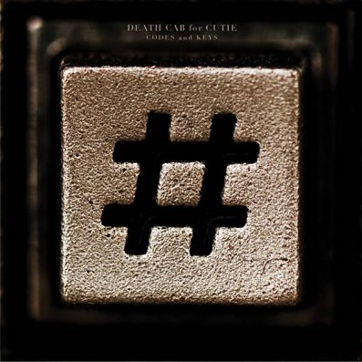 DEATH CAB FOR CUTIE - codes and keys (mai 2011)